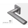 Итальянские ручки для межкомнатных дверей и окон Linea Quadra Reguitti