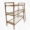 Кровати из металла дешевые трехярусные
